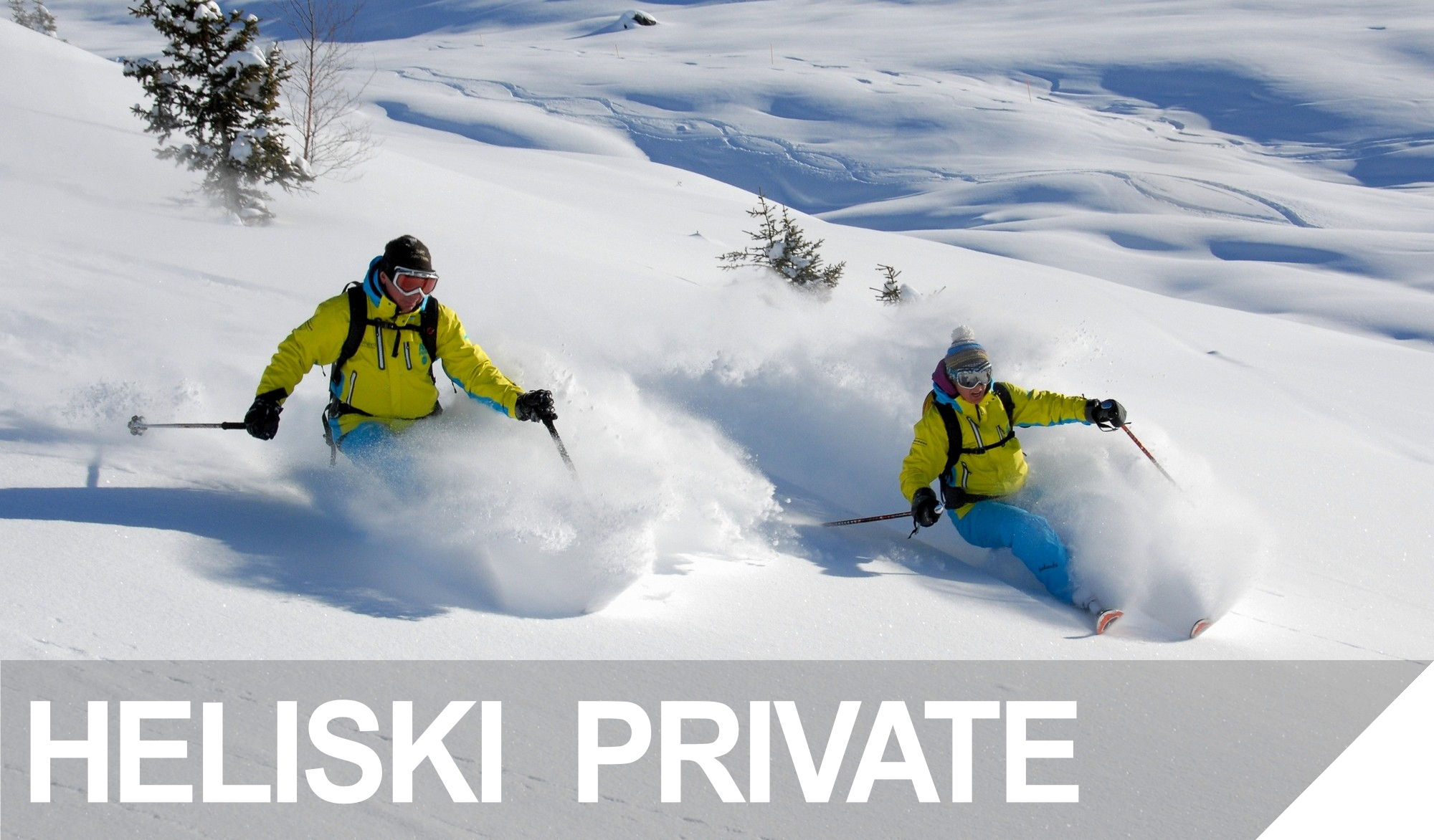 HELISKI PRIVATE